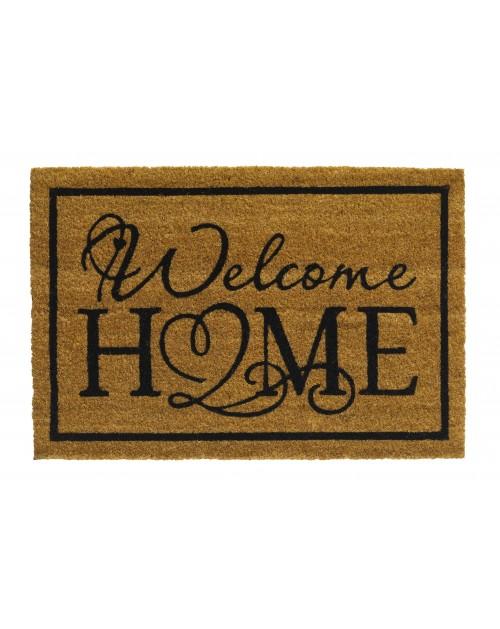 Otirač Ruco Print WELCOME HOME